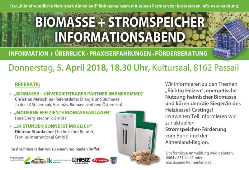 Almenland / Klima Energie Modellregion Steiermark